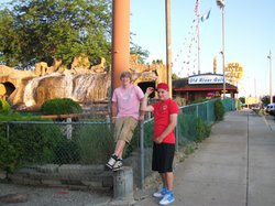 Old River Mini Golf