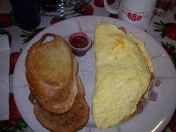 The Egg Toss Bakery Cafe