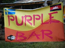 Purple Bar & Restaurant