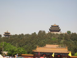 Jingshan-parken (Yingshan Gongyuan)