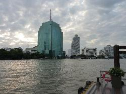 nice view from the river taxi