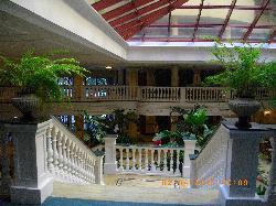 escalera del Lobby