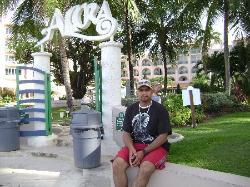 Beachfront at the Accra