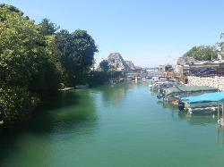 Fishtown in Leland Mi