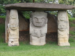 San Agustin Archaeological Park