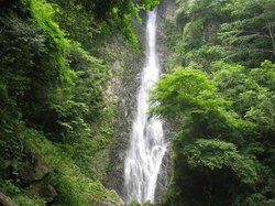 Utoge Falls