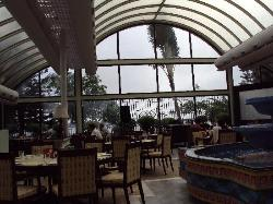 the dome restaurant