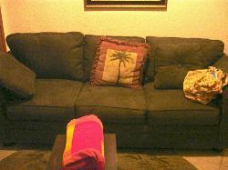 Masterbedroom sofa bed