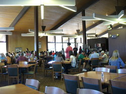 Canyon Lodge Cafeteria