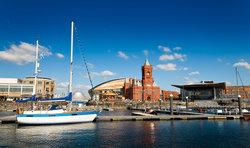 Cardiff Bay (c) Andrew Hazard