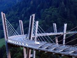 New bridge at the entrance to Davos (26862746)