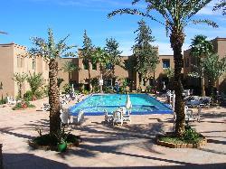 Hotel Zagora Riad Salam