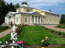 パブロフスク宮殿と公園