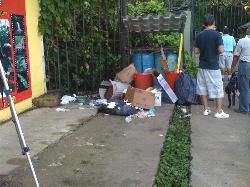 La Posada & the garbage