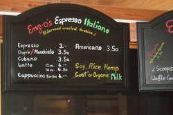 Enzo's Gallery Caffe