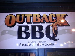 Outback BBQ and Grill - Kings Canyon Resort