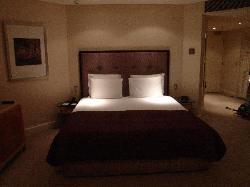 Main King sized bed.