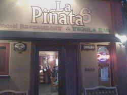 La Pinata 6 Mexican Restaurant & Tequila Bar
