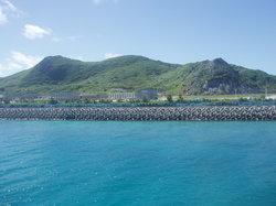 Tonaki-jima Island