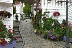 スタヴァンゲル旧市街