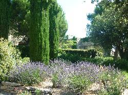 Les Bories gardens