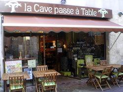 La Cave passe A Table