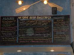 The Great Alaska Fish & Chip Company