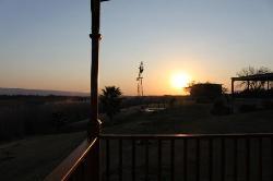 De Deekoe Sunset