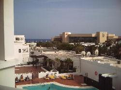 views over Jabillo Beach