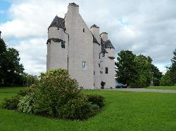 This is Barcaldine Castle