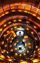 Spiral Entrance