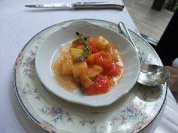 フランス料理エスポワール