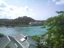 """View from our """"Hillside"""" room!!! Fantastic"""