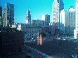 our view from our room!