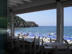 Ristorante Balneare Calamoresca Beach