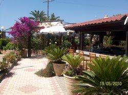 The Garden of Eden Restaurant