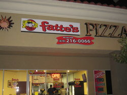 Fatte's Pizza of Chula Vista