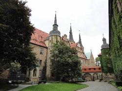 Schloss und Dom Merseburg