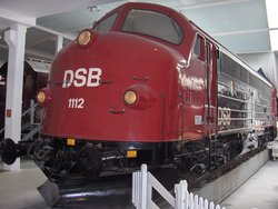 The Danish Railway Museum