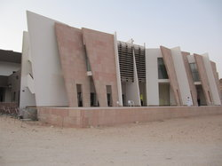 Ras Al Jinz Scientific & Visitor Center