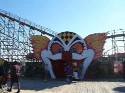 Fun House Maze on Moreys Piers