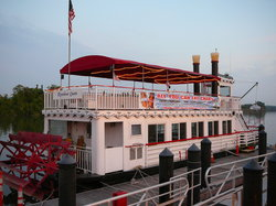 Wilmington's Riverboat Queen on the Riverfront