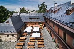 Zamek Zabreh - restaurace