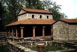 Roemischer Tempelbezirk Tawern