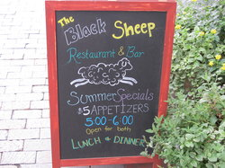 ‪Black Sheep Cafe‬