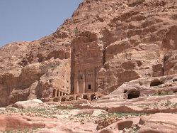 Weltkulturerbestätte Petra