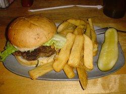 Mooseburger Lodge