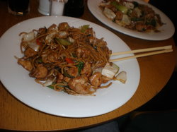CHANG asian noodles