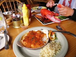 Seafood Ketch