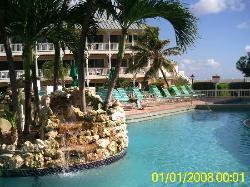 Morritts pool